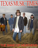 Texas Music Times - February 2008 - Band of Heathens