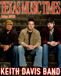 Texas Music Times - May 2008 - Keith Davis Band