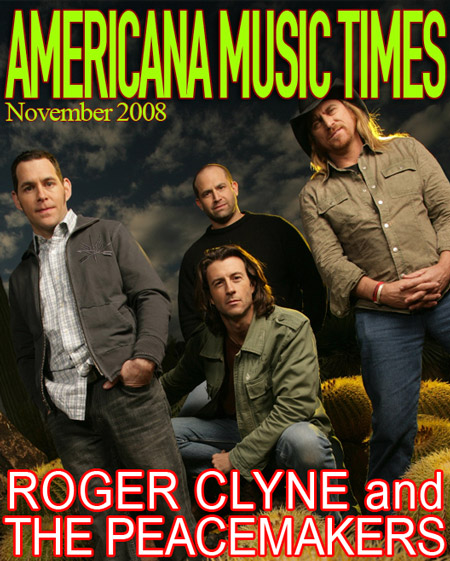 Americana Music Times - October 2008 - Roger Clyne and the Peacemakers